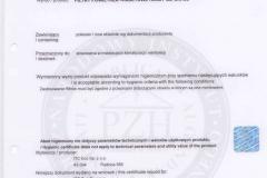 Certyfikaty i Atesty na filtry
