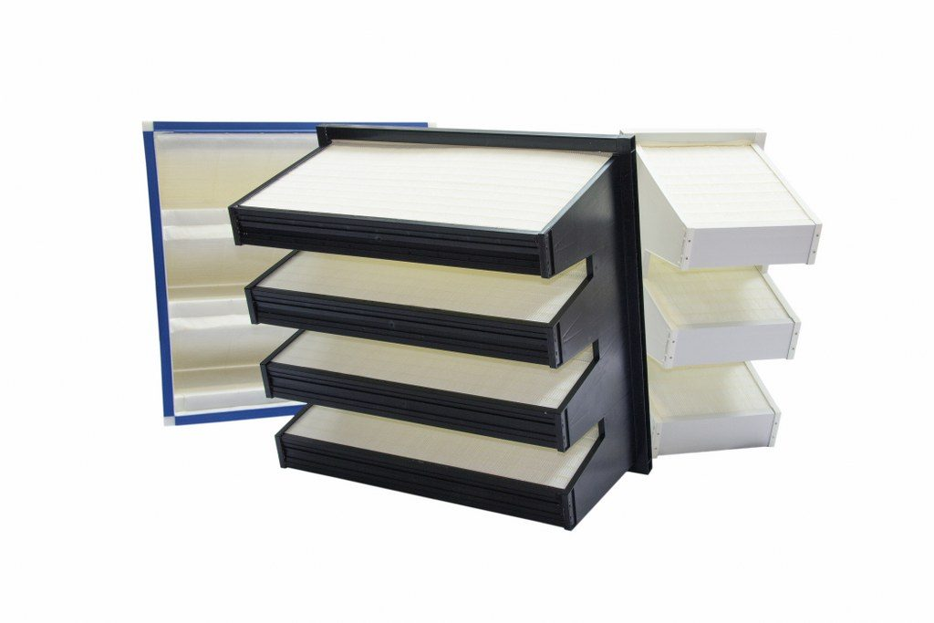 Filtry kompaktowe
